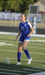 Chillicothe High School girls soccer defeated Bishop Rosecrans High School 4-3 at the Obadiah Harris Family Athletic Complex in Chillicothe, Ohio on Aug. 21, 2019.