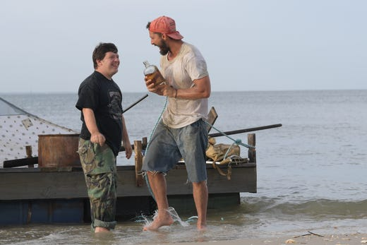 The Cincinnati connection to Shia LaBeouf and Dakota Johnson's 'The Peanut Butter Falcon'