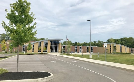 The new Wilson Elementary School in Anderson Township.