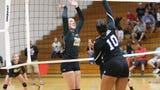 In the first volleyball match of the season for Northwest, the Lady Vikings knocked off Fort Campbell in four games.
