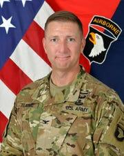 Col. Brandon Teague
