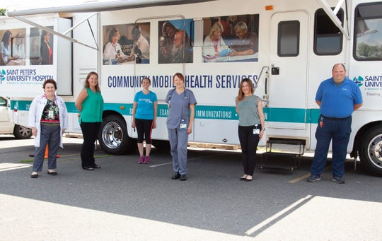 Last year, the Community Health Services team visited close to 314 sites and provided one or more health services to 13,500 individuals in diverse communities.