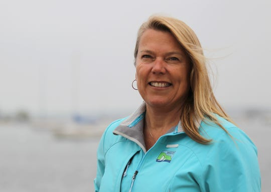 "Dawn Riley was the only American on the groundbreaking 1989 all-women crew for the Whitbread around the world sailing race, a team that is chronicled in the documentary ""Maiden."" She will be speaking after a screening in Grosse Pointe Farms, MI, on August 27, 2019."