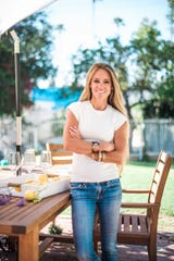 "Nicole Curtis, the star of the HGTV show, ""Rehab Addict,"" will appear at the Dearborn and Taylor stops for the Barbie ""Be Anything"" Tour"