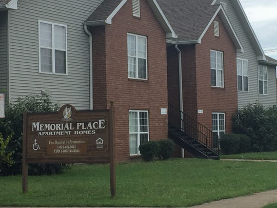Memorial Place, one of the multi-family housing developments in Evansville developed by Memorial Community Development Corp.