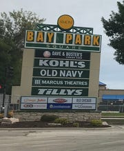 Bay Park Square Mall in Green Bay