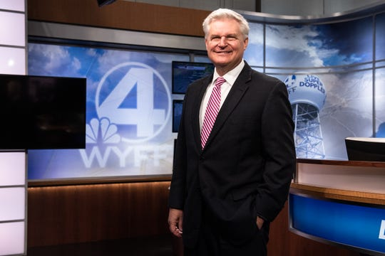 WYFF News 4's chief meteorologist John Cessarich has announced his retirement after 28 years with the station.