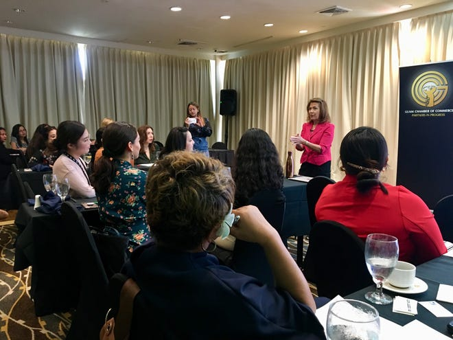 The Chamber Business Women's Network, a committee of the Guam Chamber of Commerce, held a corporate social responsibility professional development event on Thursday, Aug. 22 at the Hilton Guam Resort & Spa