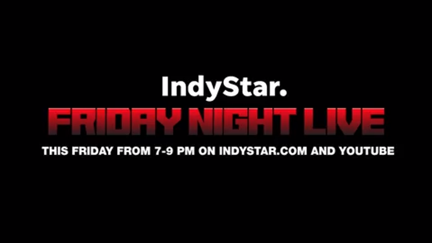 'Friday Night Live': Live look-ins, in-game highlights and instant analysis from Indy-area football