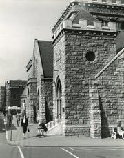 St. John's Episcopal Church, October, 1950.