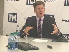 TVA says power rates will freeze to current rate for 10 years
