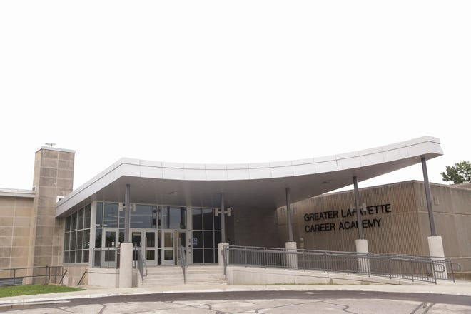Greater Lafayette Career Academy, 2201 S. 18th st., Thursday, Aug. 22, 2019 in Lafayette.