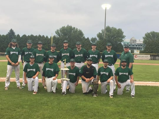 Manager Chris Cisler brought the Two Rivers Polar Bears over to become the Manitowoc Bandits and kept the winning ways, claiming the Bandits' first title since 2011.