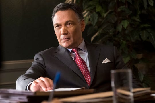 "Jimmy Smits stars as Elijah Strait in ""Bluff City Law."""