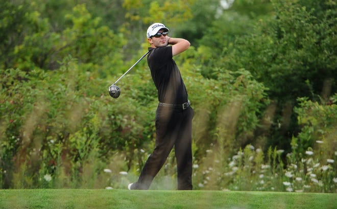 Dan Woltman shares the early lead at the Wisconsin State Open