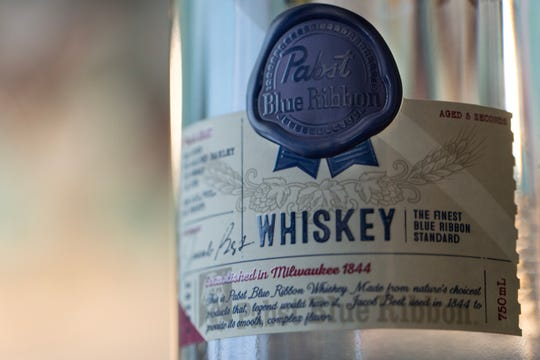 Blue Ribbon Auto >> Pabst Blue Ribbon is now making a whiskey in collaboration with New Holland