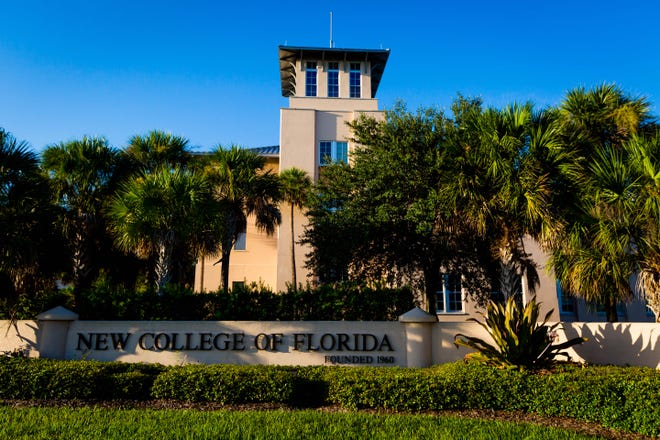 Sarasota, Fla. — Here is a view of the ACE Academic Center at New College of Florida on Aug. 19, 2016 photo.
