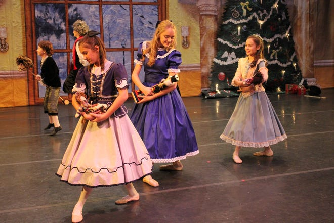 """Auditions for the Las Cruces Chamber Ballet's 37th annual production of """"The Nutcracker Ballet"""" will be held this Saturday, Aug.24, at Michele's Dance Academy, 1195 E. Madrid Ave.,"""