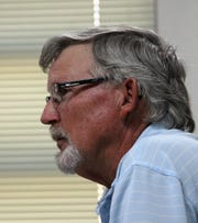 Otero County Commission Vice-Chairman Gerald Matherly