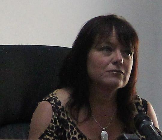 Otero County Manager Pamela Heltner