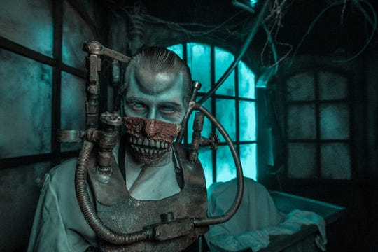 The Evil Doctor will see you now at Knott's Scary Farm this fall.