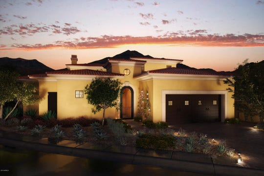 Colin and Nancy Markley paid $3.1 million for this home in Scottsdale.