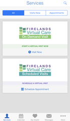 According to Firelands, common illnesses a patient might consider using a virtual visit to address include the common cold, flu, allergies, nausea, minor burns, sore throat, earache and more. In some cases, doctors are even able to prescribe certain medications following a virtual visit, if deemed necessary.