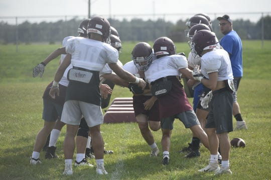 Shippensburg will try to replace star running back Adam Houser and earn a fifth straight playoff berth this season.