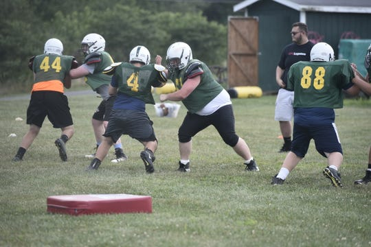 James Buchanan football will try to improve on a four win season in 2019