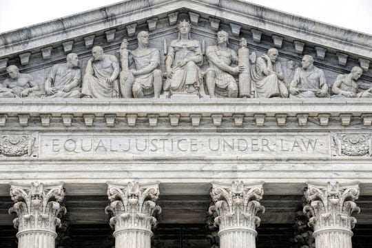 The Supreme Court's 2010 decision in Citizens United held that corporations have a First Amendment right to make independent political expenditures. (Dreamstime/TNS)