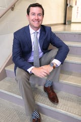 Ryan Deveney is the new principal at  Red Mill Elementary School.