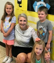 Stephanie Winemiller is the new principal at Friendship Elementary School.
