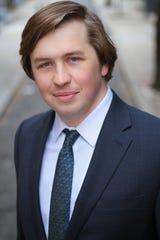 Ryan Daly, tenor for Shreveport Opera.