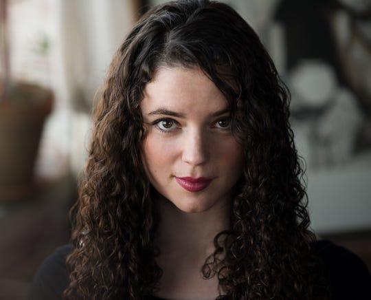 Emma Bonanno, mezzo-soprano for Shreveport Opera.