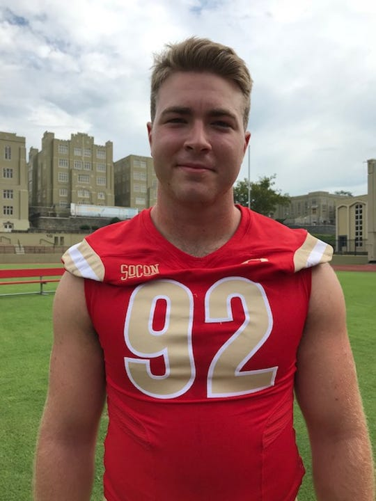 Chuck Weatherman and the VMI football team are hoping for a breakout season in 2019.
