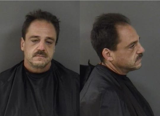 Phillip Cimmino, 48, of the 1400 block of  16th Street in Vero Beach, was charged with aggravated assault with a deadly weapon after charging at two people with a knife, deputies say.