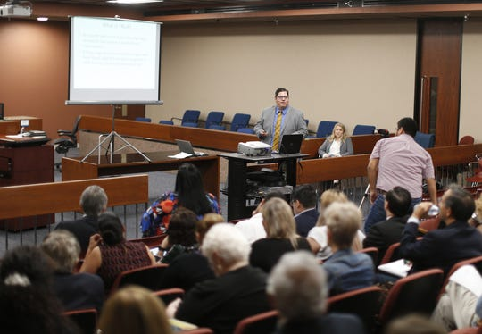 A little more than 60 El Paso attorneys are gearing up to help victims and families of the Aug. 3 shooting at Walmart.