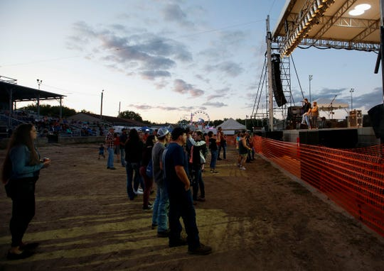 2020 Wi State Fair.Trump S Tariffs May Be Key In Wisconsin Election Battleground
