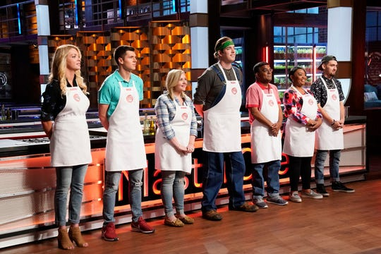 "Seven contestants will battle it out in the ""Family Reunion"" episode of MasterChef airing Wednesday, Aug. 28 at 8 p.m. on FOX."
