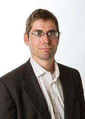 Karl Baker, reporter at The News Journal