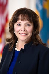 Sen. Cathy Cloutier, R-Heatherbrooke, represents the 5th District in the Delaware Senate.
