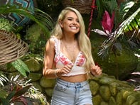 "Demi Burnett arrives on Season 6 of ""Bachelor in Paradise."""