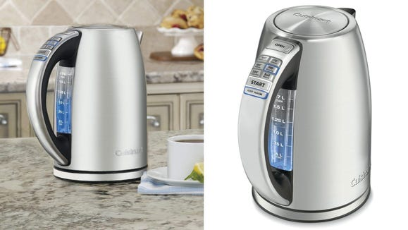 Upgrade your old kettle with this Cuisinart one that's at its lowest price ever.