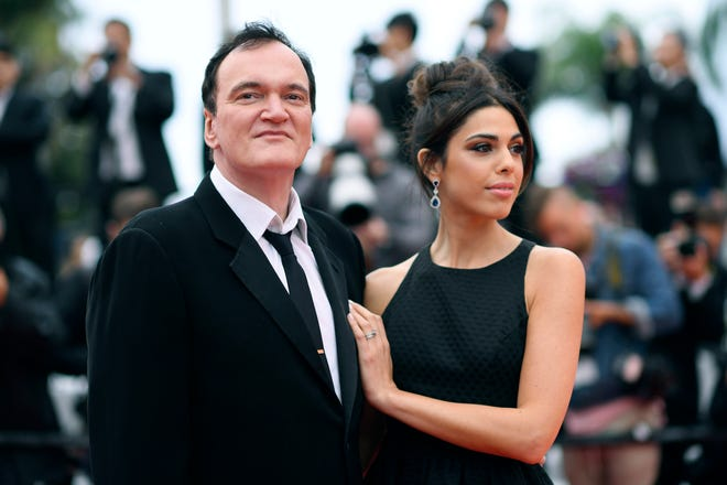 Film director Quentin Tarantino and his wife, Daniela Pick, are expecting!