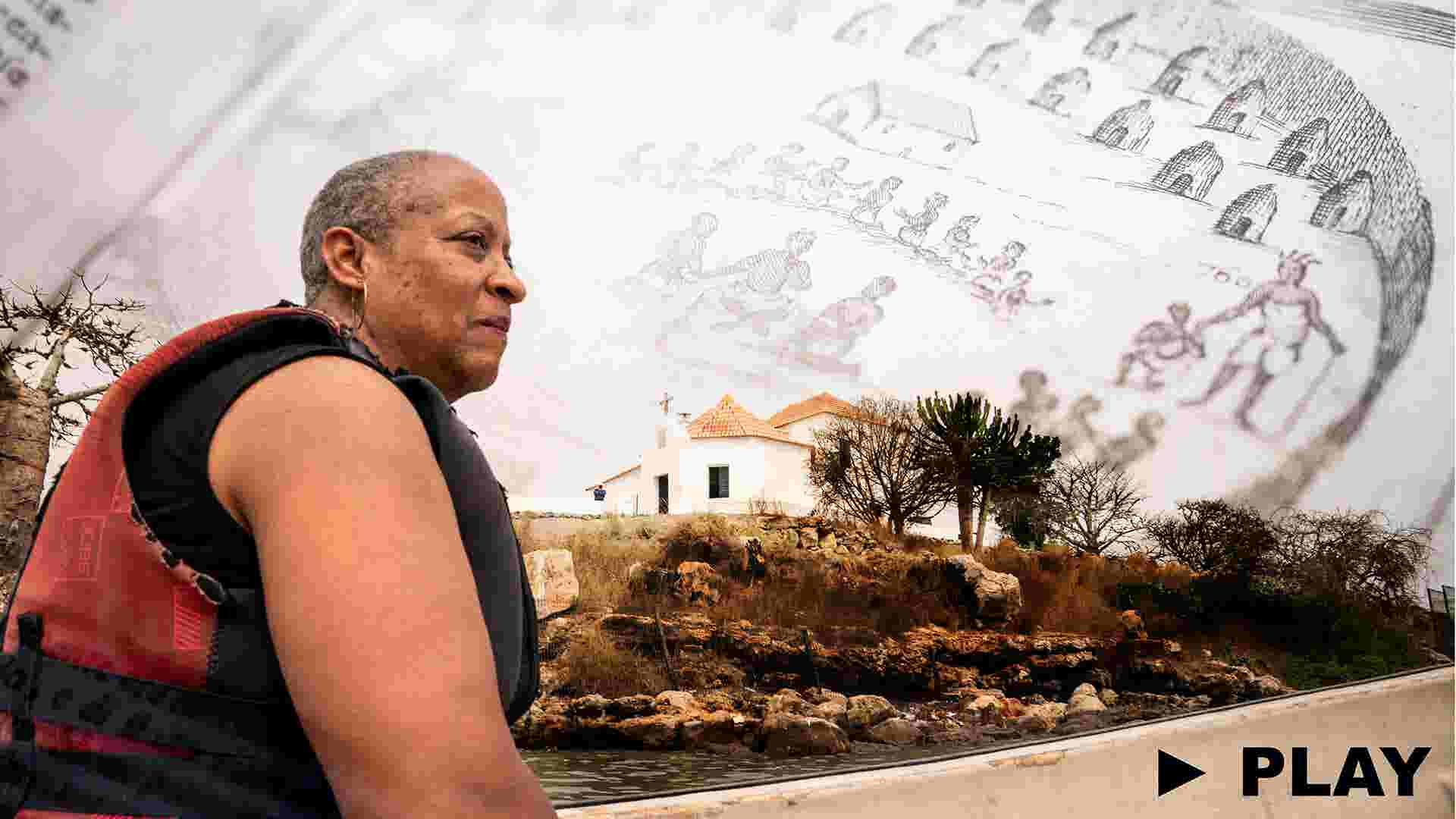 Black history and a trip to Angola: Wanda Tucker's search for answers