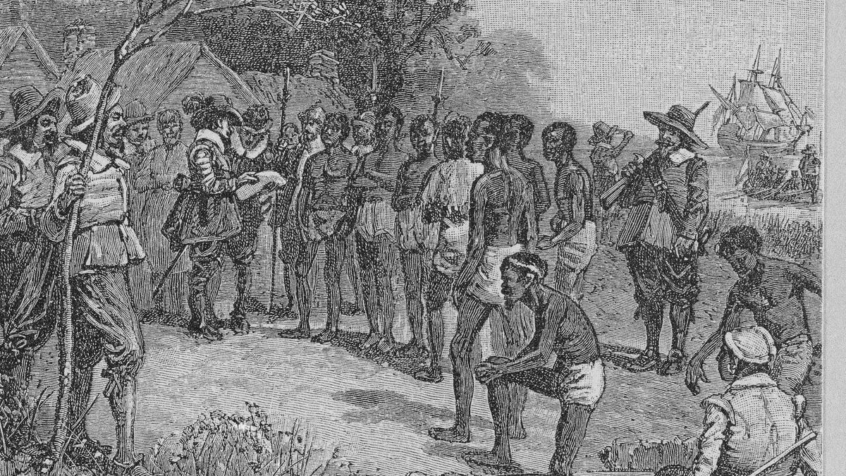 23andMe DNA study traces the 'genetic consequences' of the trans-Atlantic slave trade