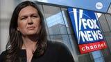 Former White House Press Secretary Sarah Sanders will join Fox News as a contributor.