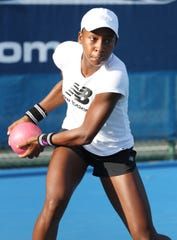 "Coco Gauff began playing tennis at six. Her goals are simple: be the greatest player ever and win Grand Slam titles. ""I don't think those goals will ever change, until I retire,"" she told USA TODAY Sports."