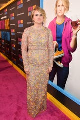 "Jillian Bell attends the premiere of ""Brittany Runs a Marathon"" on Aug. 15 in Los Angeles."