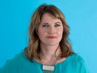 First Flush of Fame: Lucy Lawless